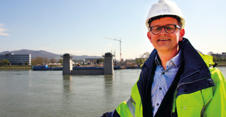 Sepp Maier Projekt Eisenbahnbrücke